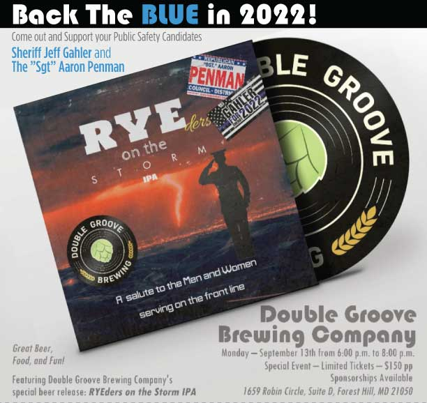 Back the Blue in 2022!